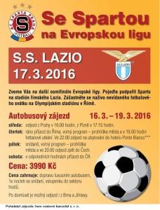 Sparta x Lazio